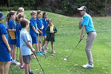 golf lessons mittagong