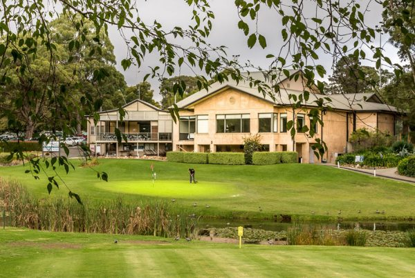 golf course southern highlands